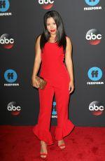 CIERRA RAMIREZ at Disney/ABC/Freeform Upfront in New York 05/15/2018