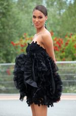 CINDY BRUNA at Fashion for Relief Premiere at 2018 Cannes Film Festival 05/13/2018