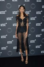 CINDY BRUNA at Montblanc Dinner at Cannes Film Festival 05/16/2018