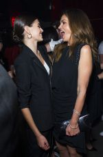 CINDY CRAWFORD and KAIA GERBER at Harry Josh Pro Tools 5th Anniversary Celebration in New York 05/05/2018