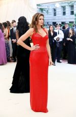 CINDY CRAWFORD at MET Gala 2018 in New York 05/07/2018