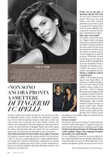 CINDY CRAWFORD in Vanity Fair Magazine, Italy May 2018