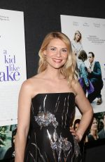 CLAIRE DANES at A Kid Like Jake Premiere in New York 05/21/2018