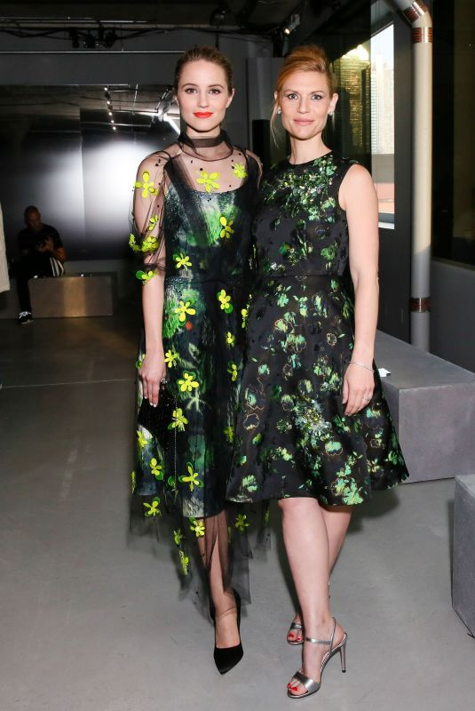 CLAIRE DANES at Prada Resort: 2019 Show in New York 05/04/2018
