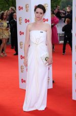 CLAIRE FOY at Bafta TV Awards in London 05/13/2018