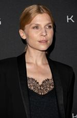 CLEMENCE POESY at Kering Dinner at 71st Cannes Film Festival 05/13/2018