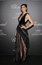 CLOTILDE COURAU at Secret Chopard Party at 71st Cannes Film Festival 05/11/2018