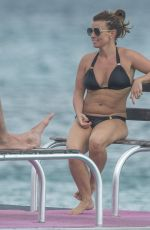 COLEEN ROONEY in Bikini at a Beach in Barbados 05/21/2018
