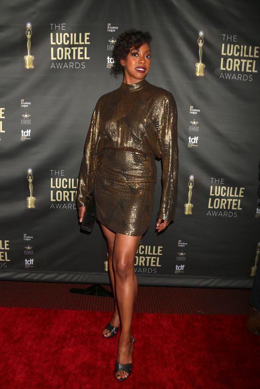 CONDOLA RASHAD at 2018 Lucille Lortel Awards in New York 05/06/2018