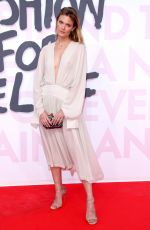 CONSTANCE JABLONSKI at Fashion for Relief at 2018 Cannes Film Festival 05/13/2018