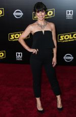 CONSTANCE ZIMMER at Solo: A Star Wars Story Premiere in Los Angeles 05/10/2018