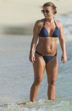 COOLEN ROOONEY in Bikini at a Beach in Barbados 05/27/2018