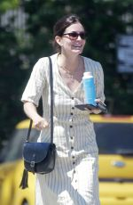 COURTENEY COX Out for Lunch in Malibu 05/29/2018