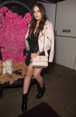 COURTNEY GREEN at Missguided New Fragrance Launch Party in London 05/16/2018