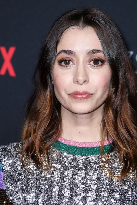 CRISTIN MILIOTI at Netflix FYSee Kick-off Event in Los Angeles 05/06/2018