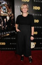 DAGMARA DOMINCZYK at Succession Show Premiere in New York 05/22/2018