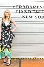 DAKOTA FANNING at Prada Resort: 2019 Show in New York 05/04/2018
