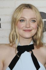 DAKOTA FANNING at The Alienist FYC Event in Beverly Hills 05/23/2018