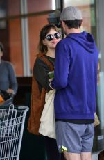 DAKOTA JOHNSON and Blake Lee Out Shopping in Los Angeles 05/14/2018