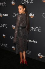 DANIA RAMIREZ at Once Upon A Time Finale Event in Los Angeles 05/08/2018