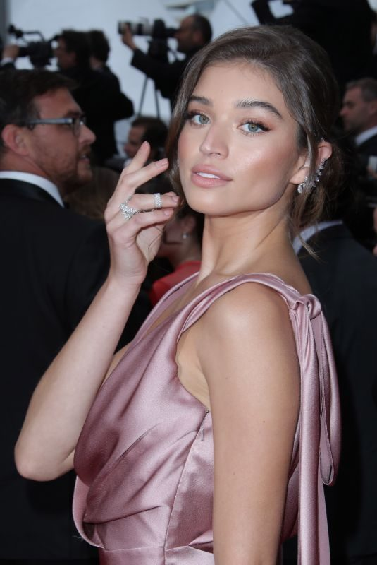 DANIELA BRAGA at Solo: A Star Wars Story Premiere at Cannes Film Festival 05/15/2018