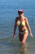 DANIELLA WESTBROOK in Bikini at a Beach in Spain 05/04/2018