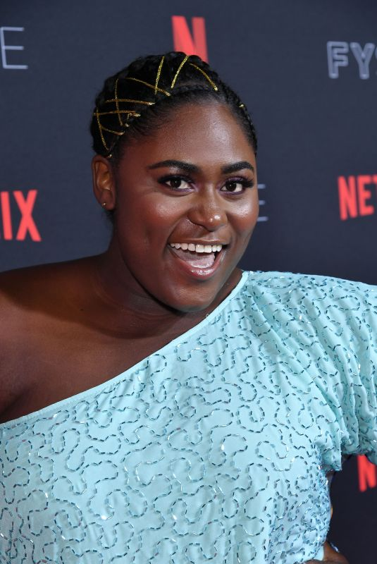 DANIELLE BROOKS at Netflix FYSee Kick-off Event in Los Angeles 05/06/2018
