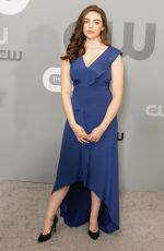 DANIELLE ROSE RUSSELL at CW Network Upfront Presentation in New York 05/17/2018
