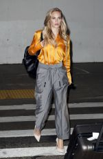 DANIELLE SAVRE at Los Angeles International Airport 05/29/2018