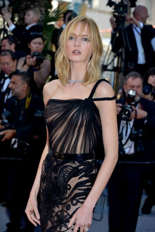 DARIA STROKOUS at Ash is Purest White Premiere at Cannes Film Festival 05/11/2018