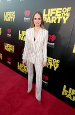 DEBBY RYAN at Life of the Party Premiere in Auburn 04/30/2018