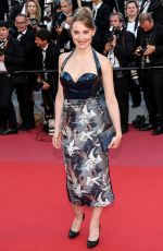 DEBORAH FRANCOIS at Ash is Purest White Premiere at Cannes Film Festival 05/11/2018