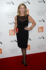 DEBORAH NORVILLE at 45th Chaplin Award Gala in New York 04/30/2018