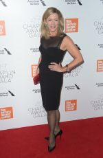 DEBORAH NORVILLE at 45th Chaplin Award Gala in New York 04/30/2018
