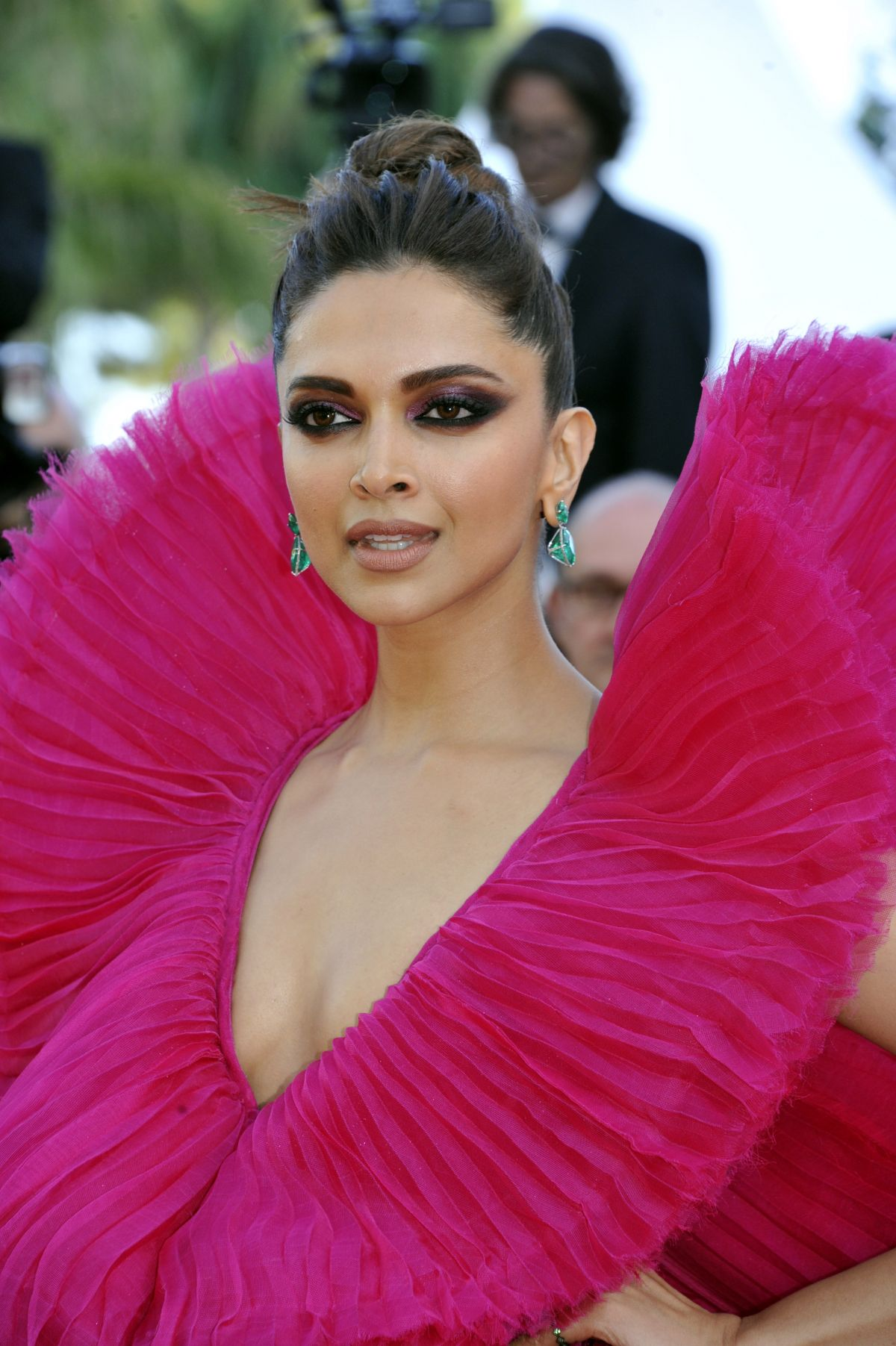 DEEPIKA PADUKONE at Ash is Purest White Premiere at Cannes ...