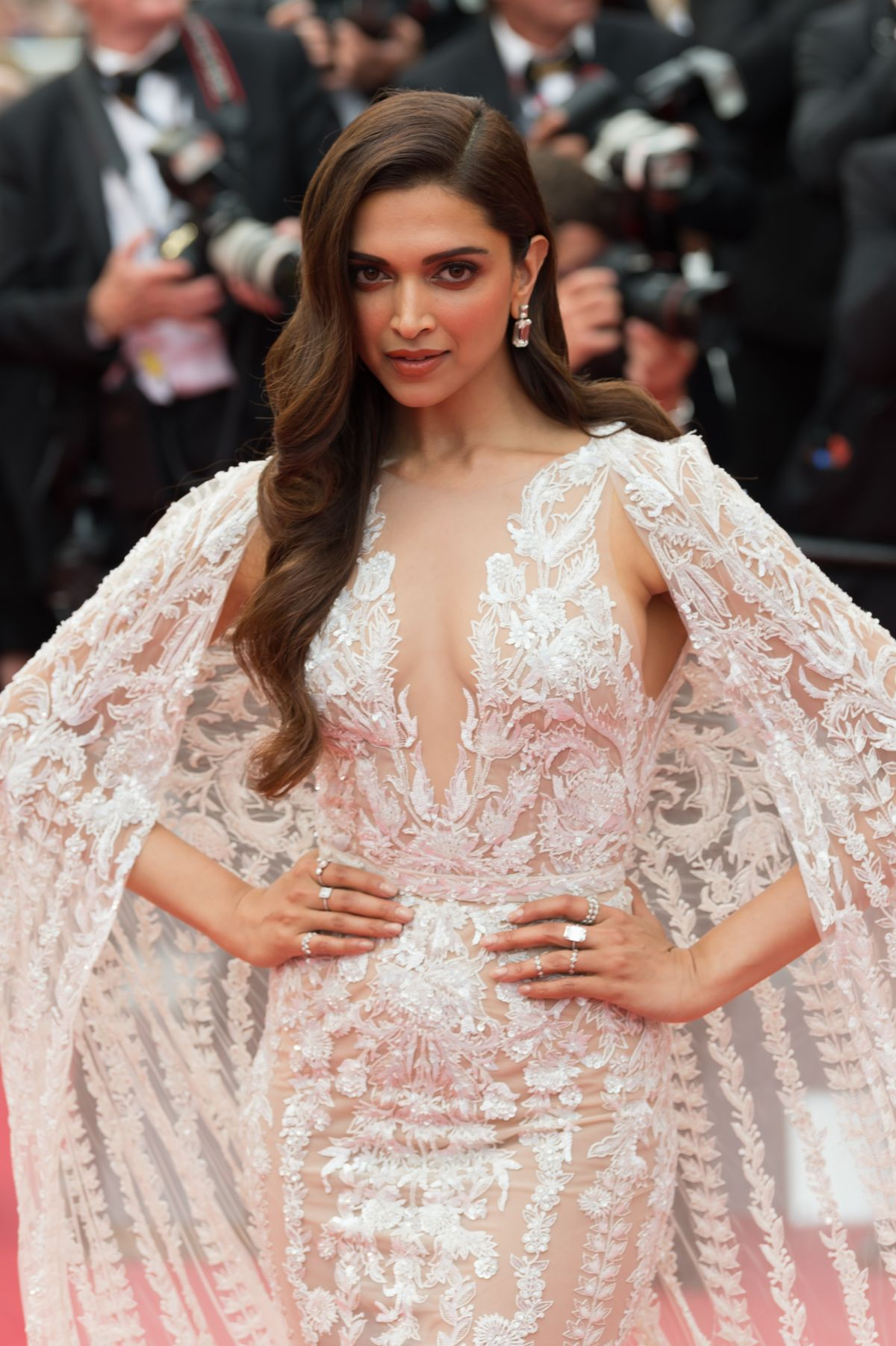 DEEPIKA PADUKONE at Sorry Angel Premiere at Cannes Film ...