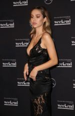 DELILAH HAMLIN at Mercedes-Benz Weekend Edition Launch Party in Sydney 05/18/2018