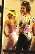 DELTA GOODREM at a Dance Rehersal in Sydney 05/29/2018