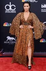 DEMI LOVATO at Billboard Music Awards in Las Vegas 05/20/2018