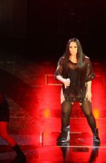 DEMI LOVATO Performs at a Concert in Dublin 05/25/2018