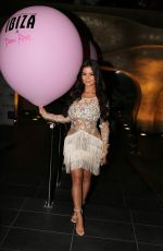 DEMI ROSE MAWBY at isawitfirst x Demi Rose Collection Launch in Ibiza 05/28/2018