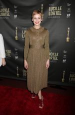 DENISE GOUGH at 2018 Lucille Lortel Awards in New York 05/06/2018