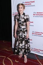 DENISE GOUGH at Actors Fund Annual Gala in New York 05/14/2018
