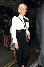 DENISE VAN OUTEN at Connor Brothers Call Me Anything but Ordinary Private View in London 05/16/2018