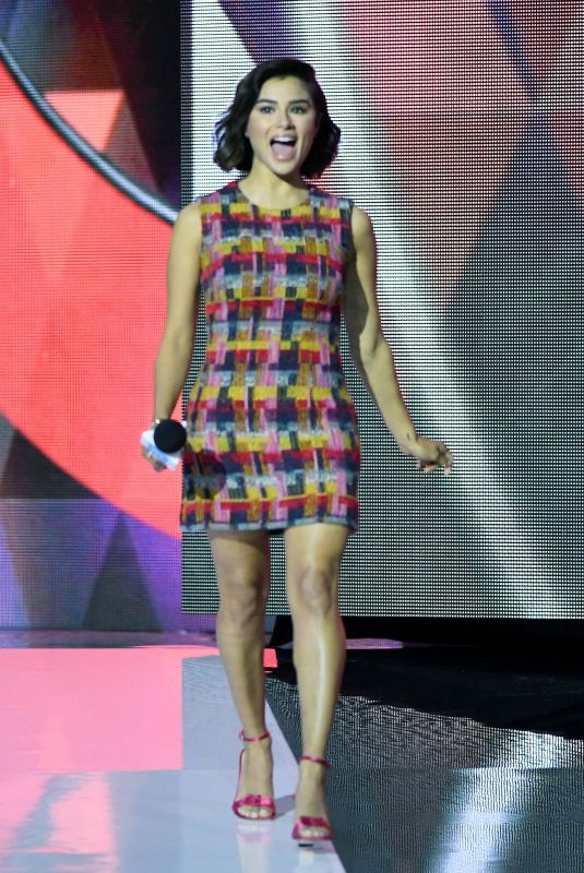DIANE GUERRERO at We Day in Seattle 05/03/2018