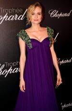 DIANE KRUGER at Chopard Trophy Party at 2018 Cannes Film Festival 05/14/2018