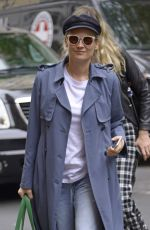 DIANE KRUGER Out and About in New York 05/06/2018