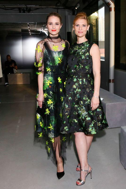 DIANNA AGRON at Prada Resort: 2019 Show in New York 05/04/2018