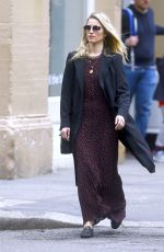 DIANNA AGRON Out for Lunch in New York 05/06/2018