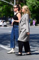 DIANNA AGRON Out for Lunch in New York 05/20/2018